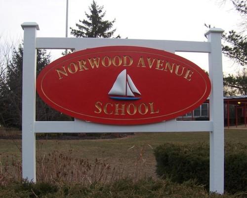 norwood sign image